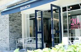 BRANCHの店舗の写真