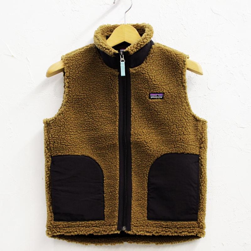 patagonia Kids Retro-X Vest(COI)