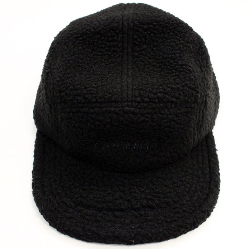 GRAMICCI BOA FLEECE JET CAP(BLACK)