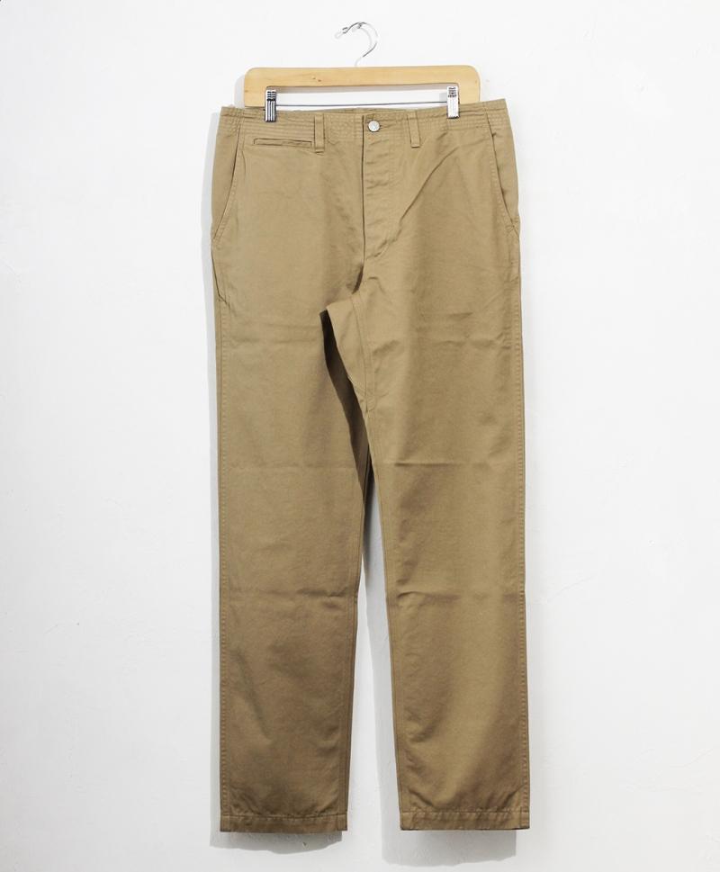 SASSAFRAS Sprayer Pants(Chino)