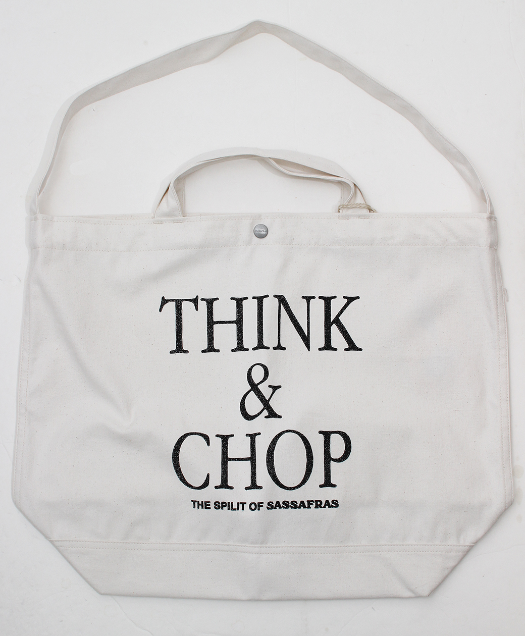 SASSAFRAS 【BRANCH別注】 Whole Tool Bag(THINK & CHOP)