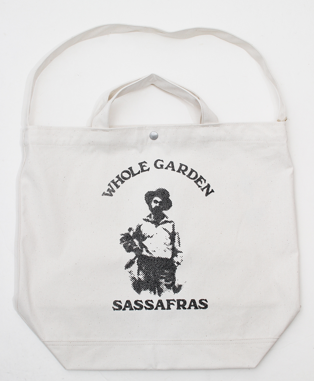 SASSAFRAS Whole Tool Bag(Scoop Man)