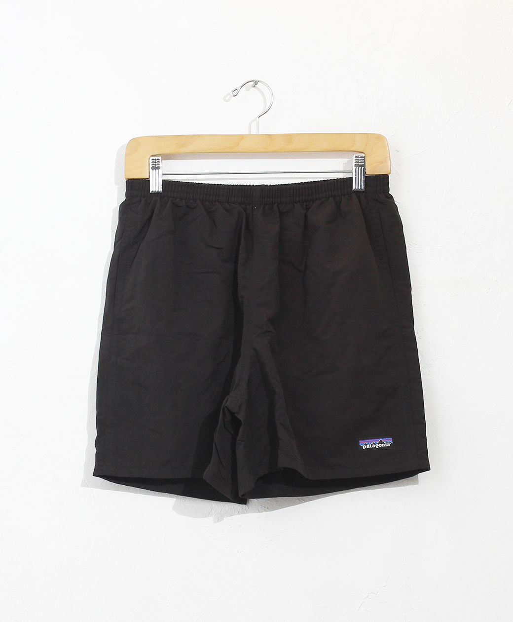 patagonia M's Baggies Shorts 5(BLK)