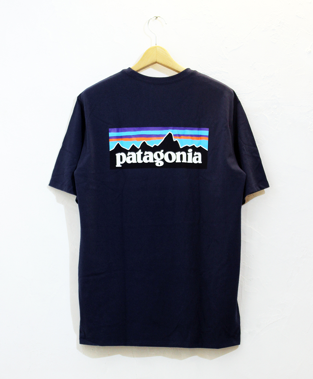 patagonia M's P-6 Logo Pocket Responsibili Tee(CNY)