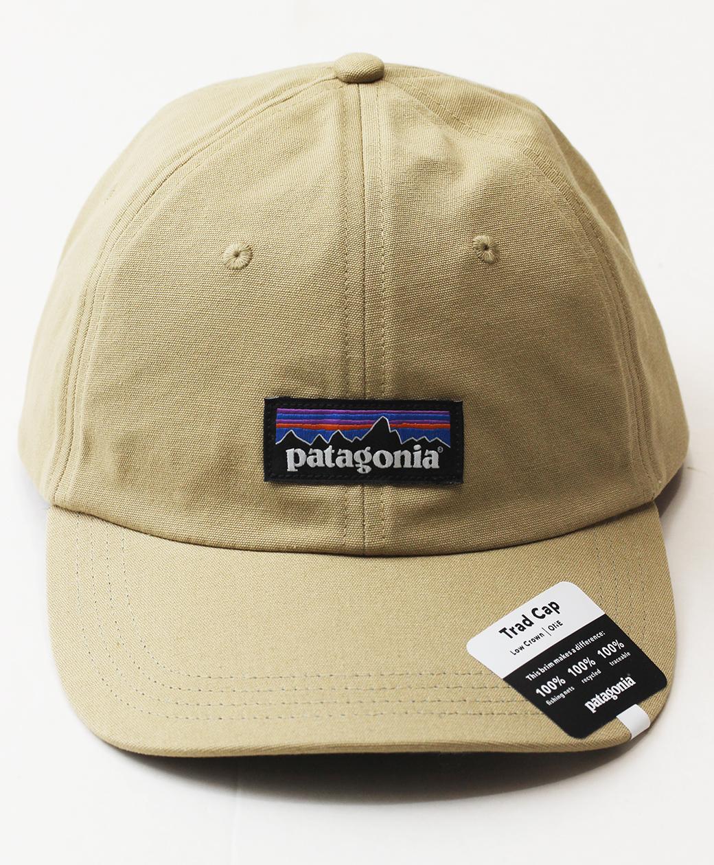 patagonia P6 Label Trad Cap(CSC)
