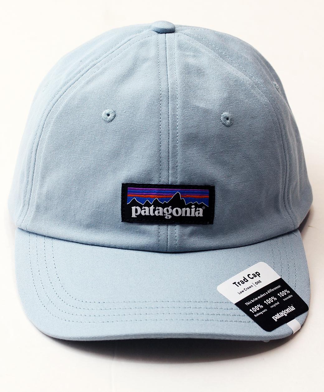 patagonia P6 Label Trad Cap(BSBL)