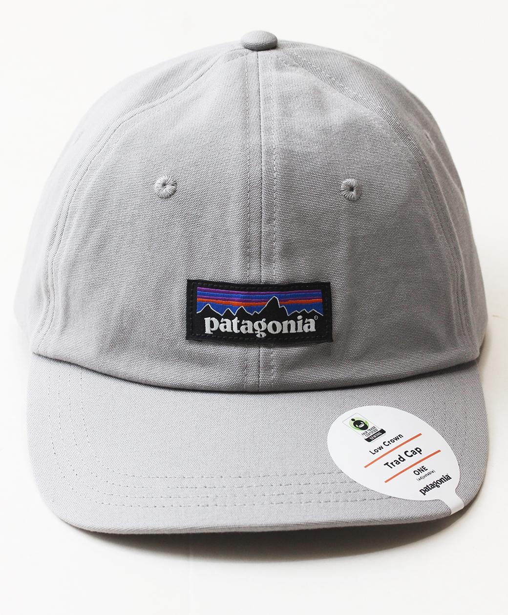 patagonia P6 Label Trad Cap(DFTG)