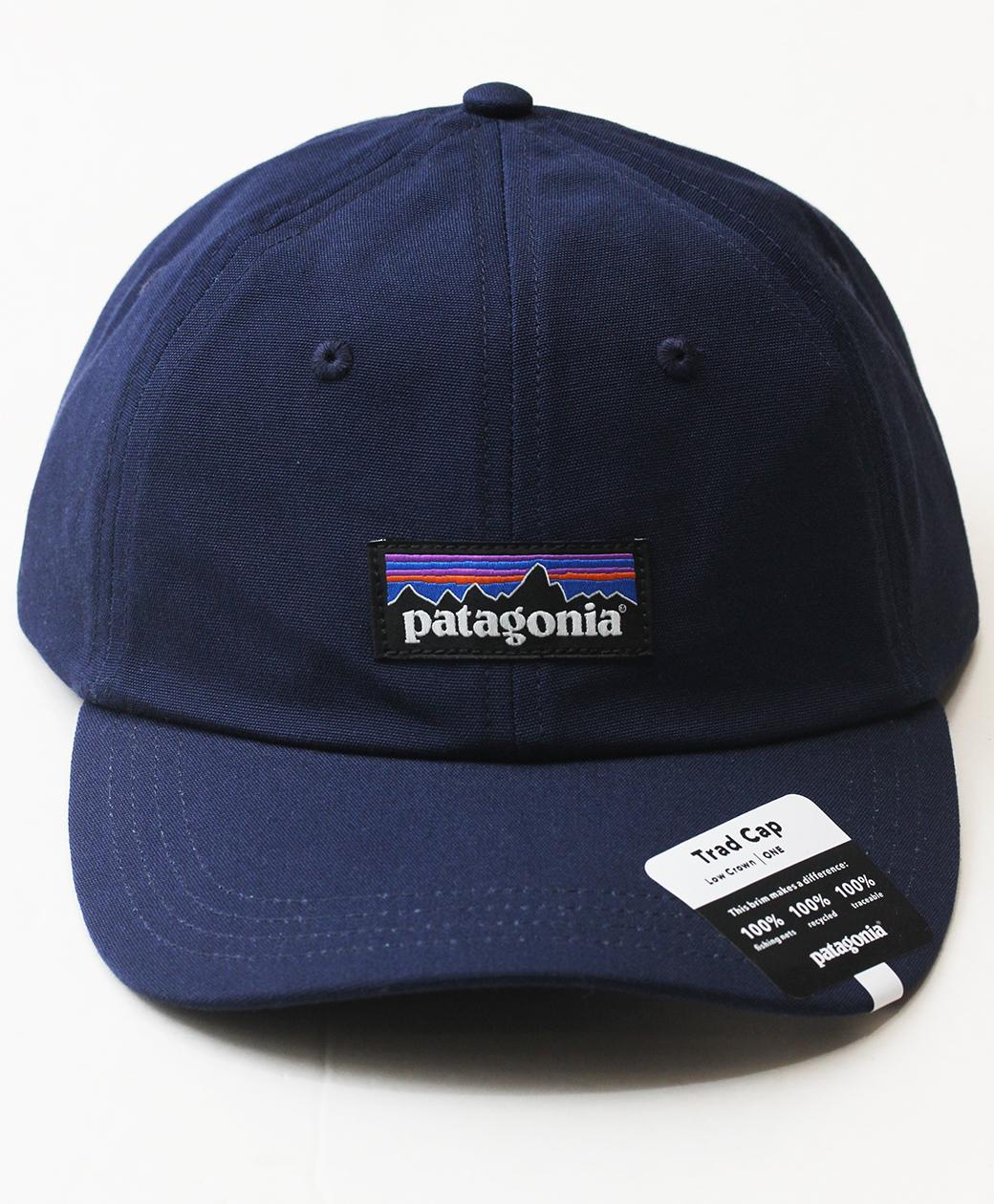 patagonia P6 Label Trad Cap(CNY)
