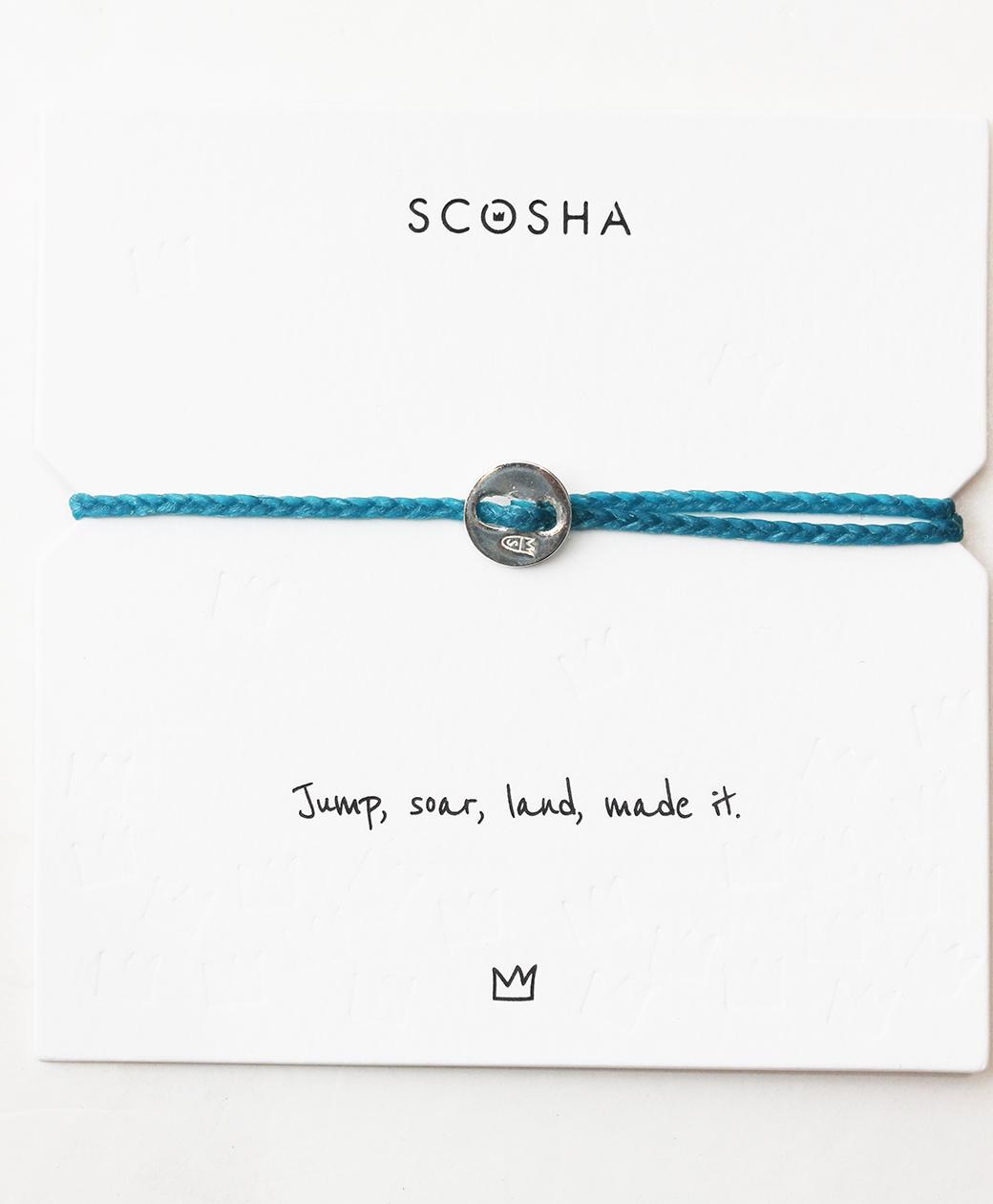 scosha Bracelet SS(TURQUOISE)