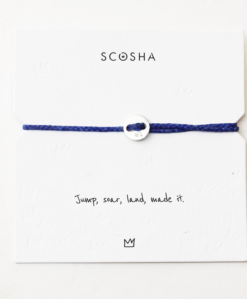 scosha Bracelet SS(ROYAL)