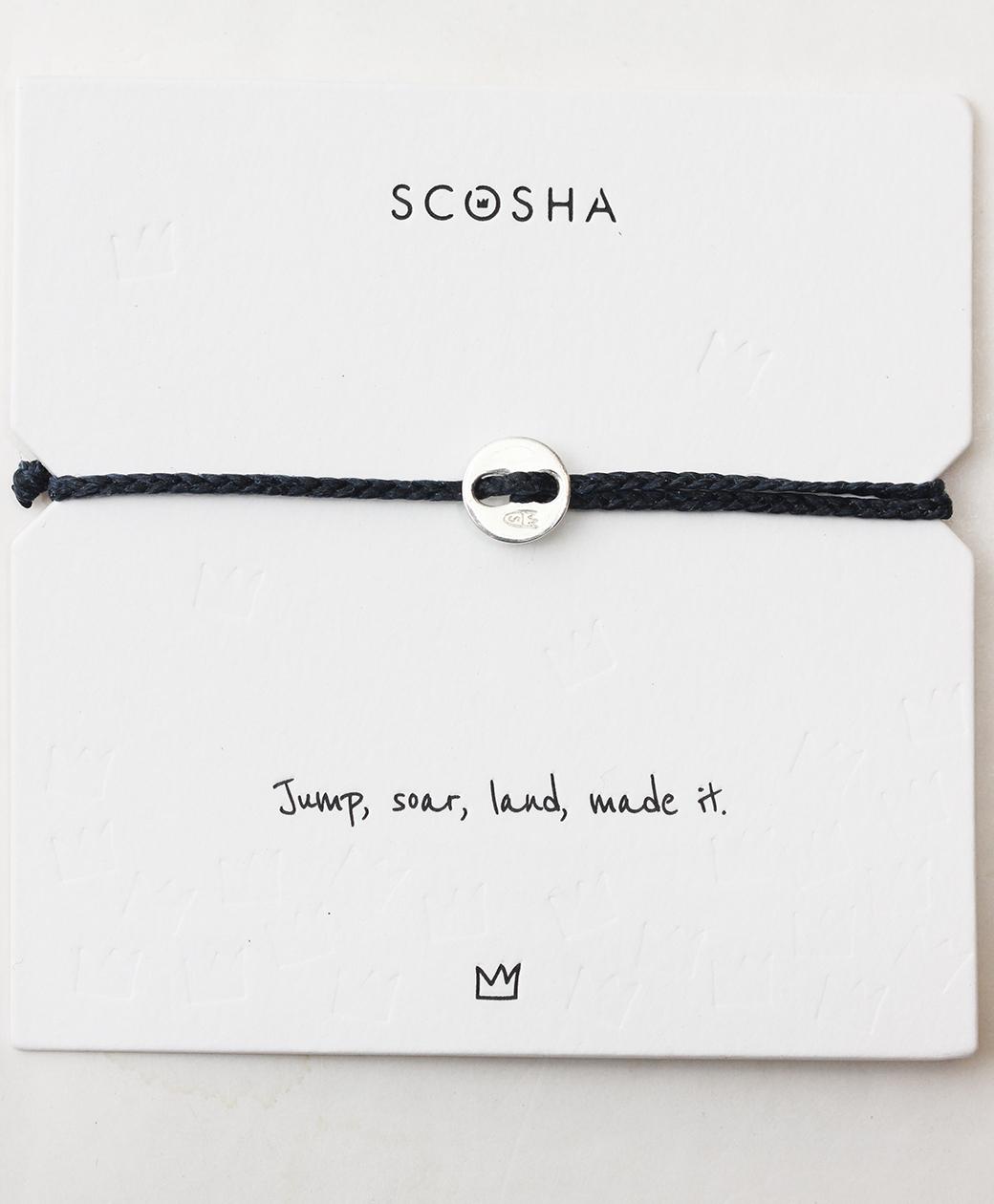 scosha Bracelet SS(DENIM)