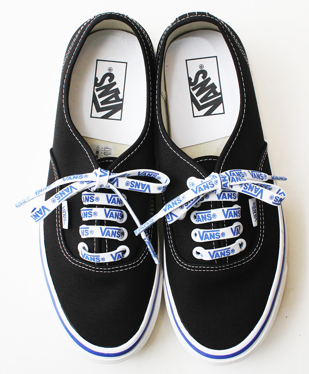 VANS VANS Authentic 44 Dx(BLACK/VANS LACE)