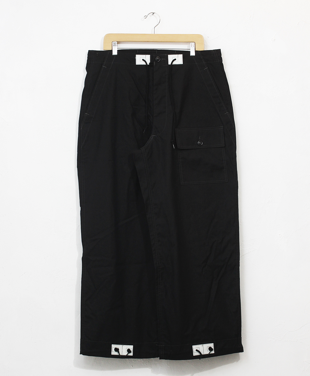 TUKI Over Pants(black)