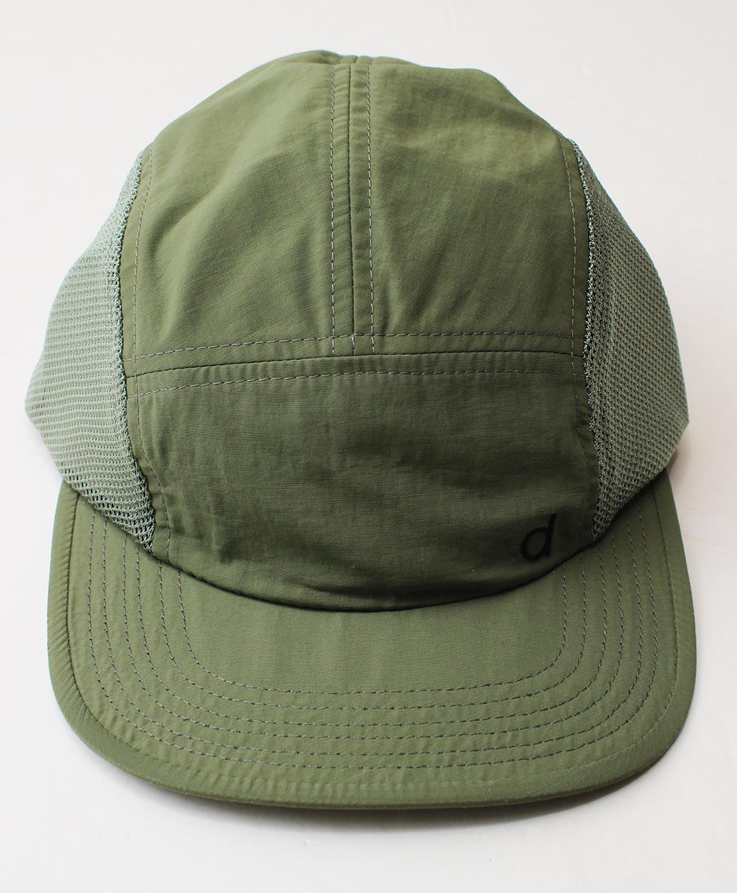 DESCENTE JET CAP(OLV)