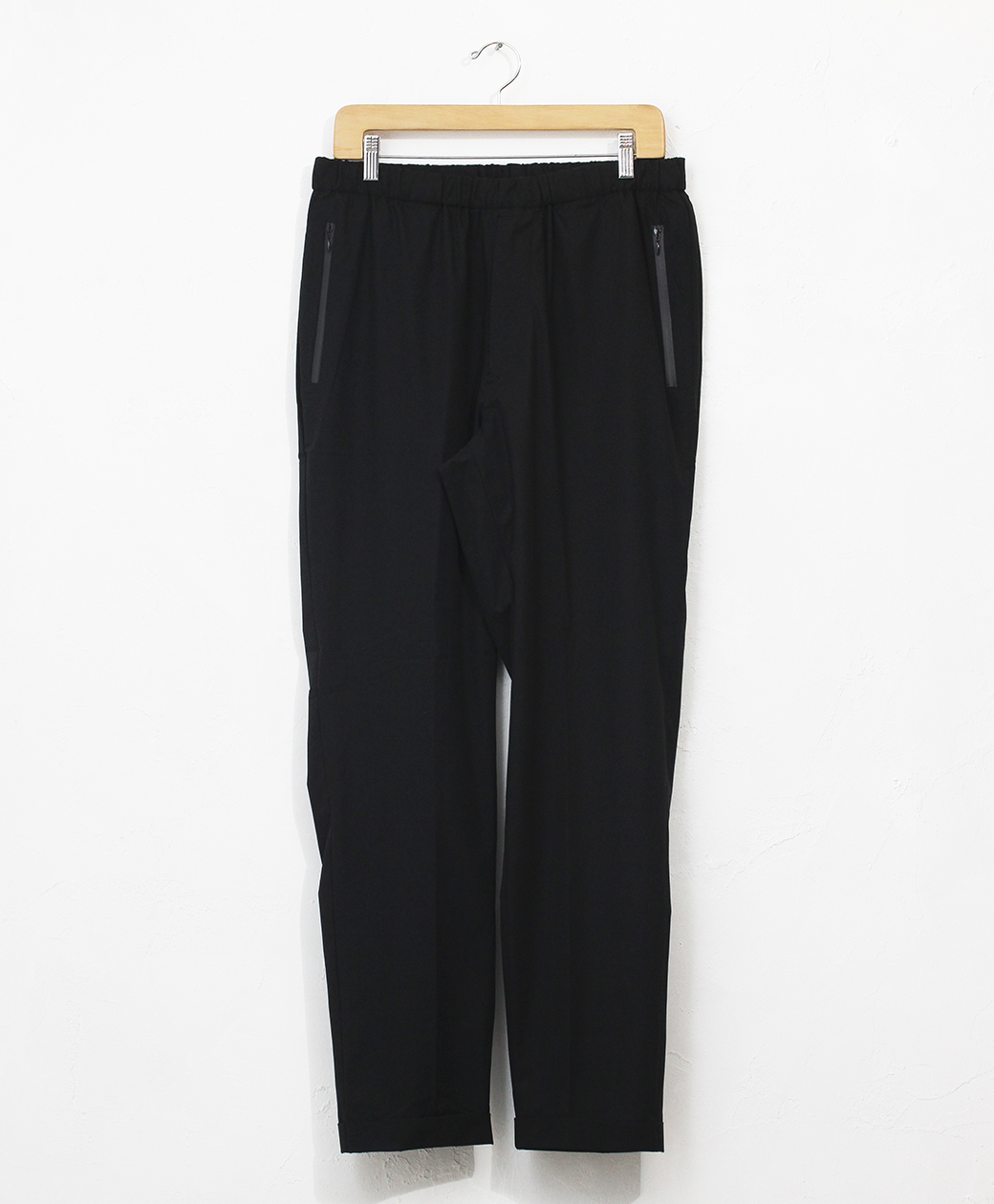 DESCENTE 2020 SPRING&SUMMER SALE PACKABLE PANTS(BLK)