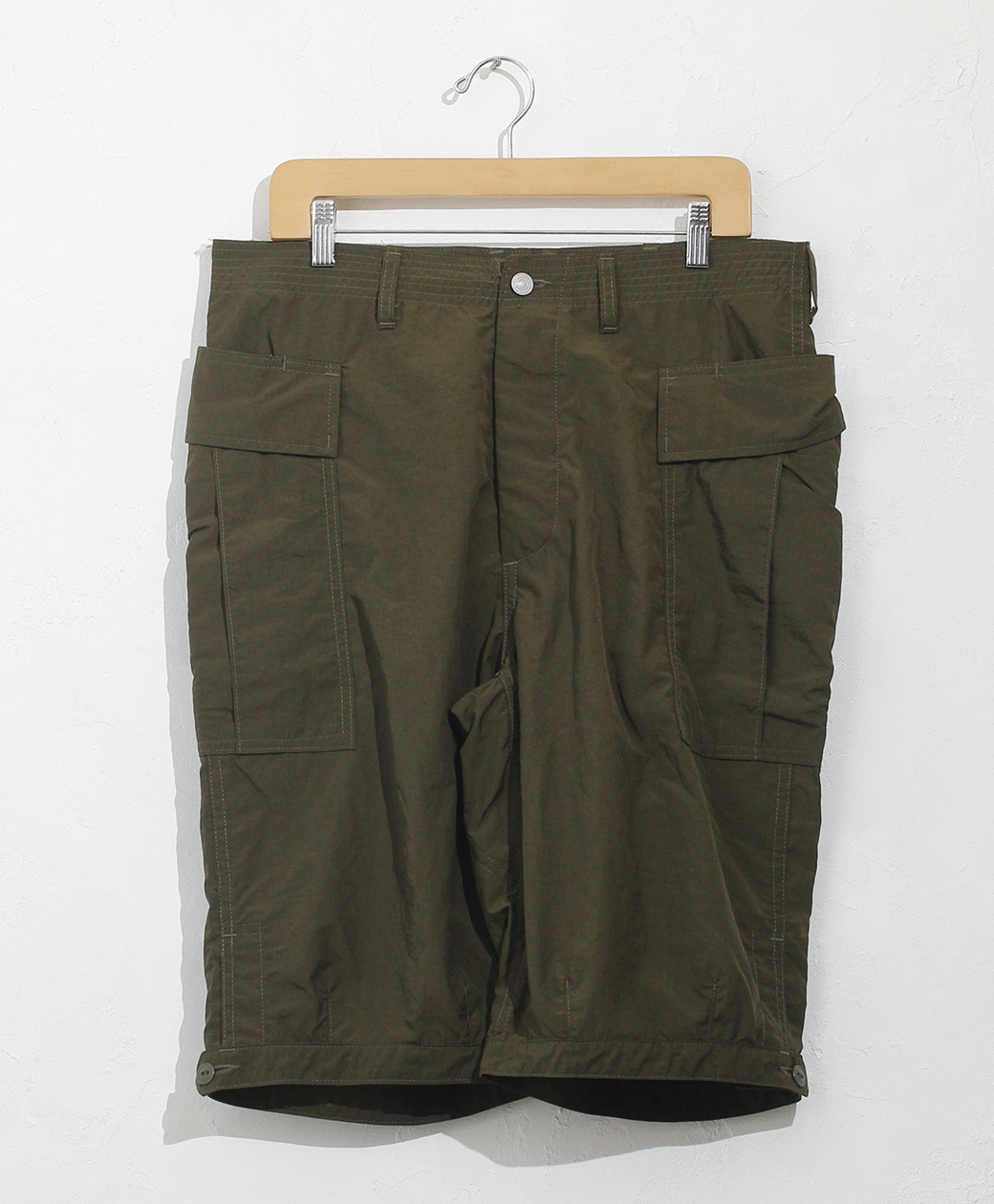 SASSAFRAS Trug Fatigue Pants 1/2(Nylon Ripstop)