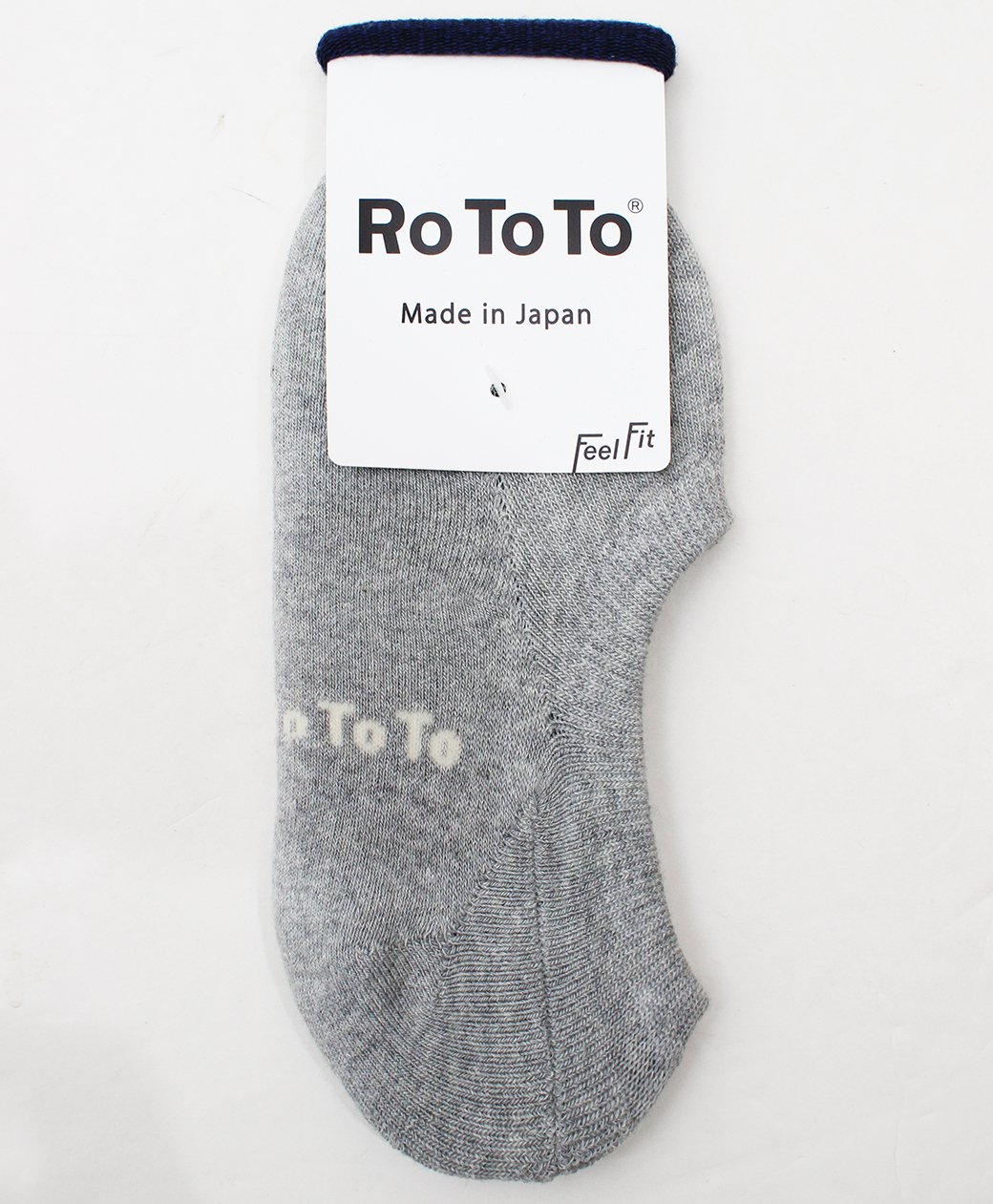 RoToTo PILE FOOT COVER(L.GRAY)