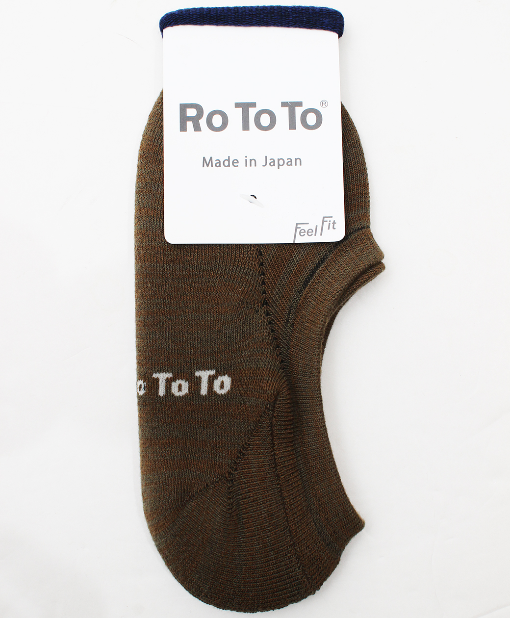 RoToTo PILE FOOT COVER(M.GREEN)