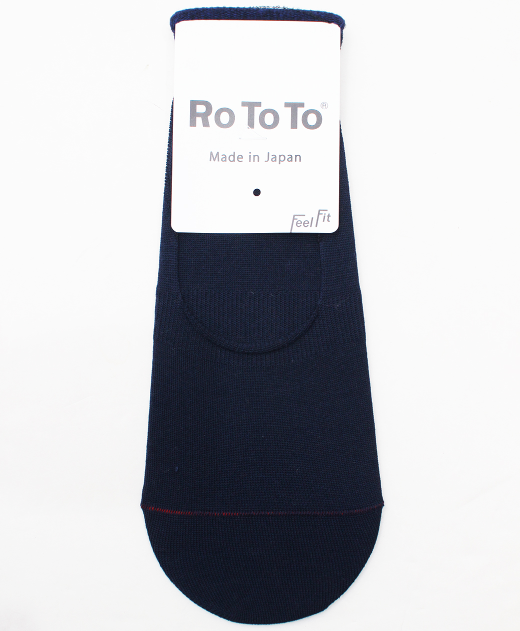 RoToTo HIGH GAUGE FOOT COVER(NAVY)