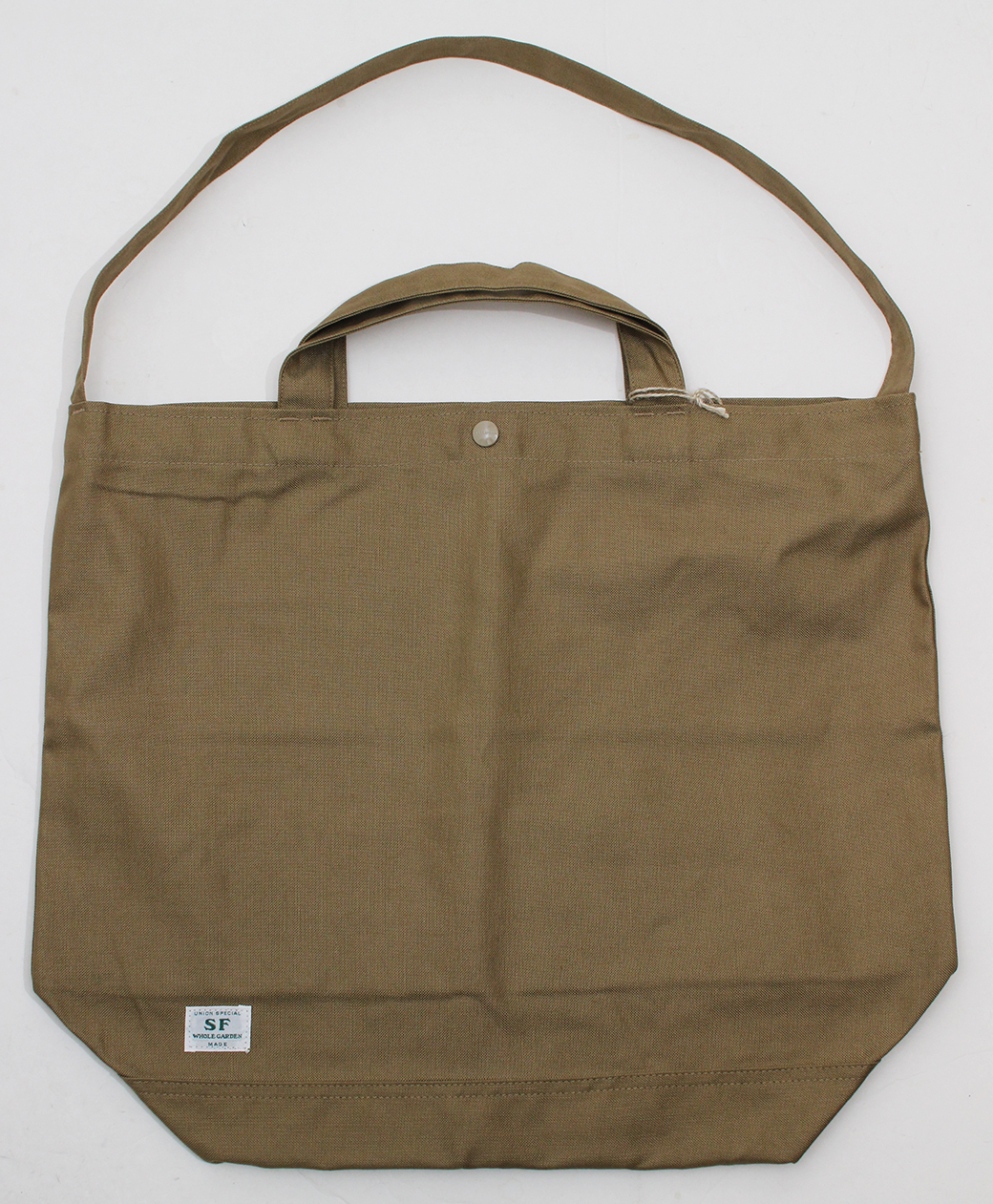 SASSAFRAS Whole Tool Bag(C/N Duck)