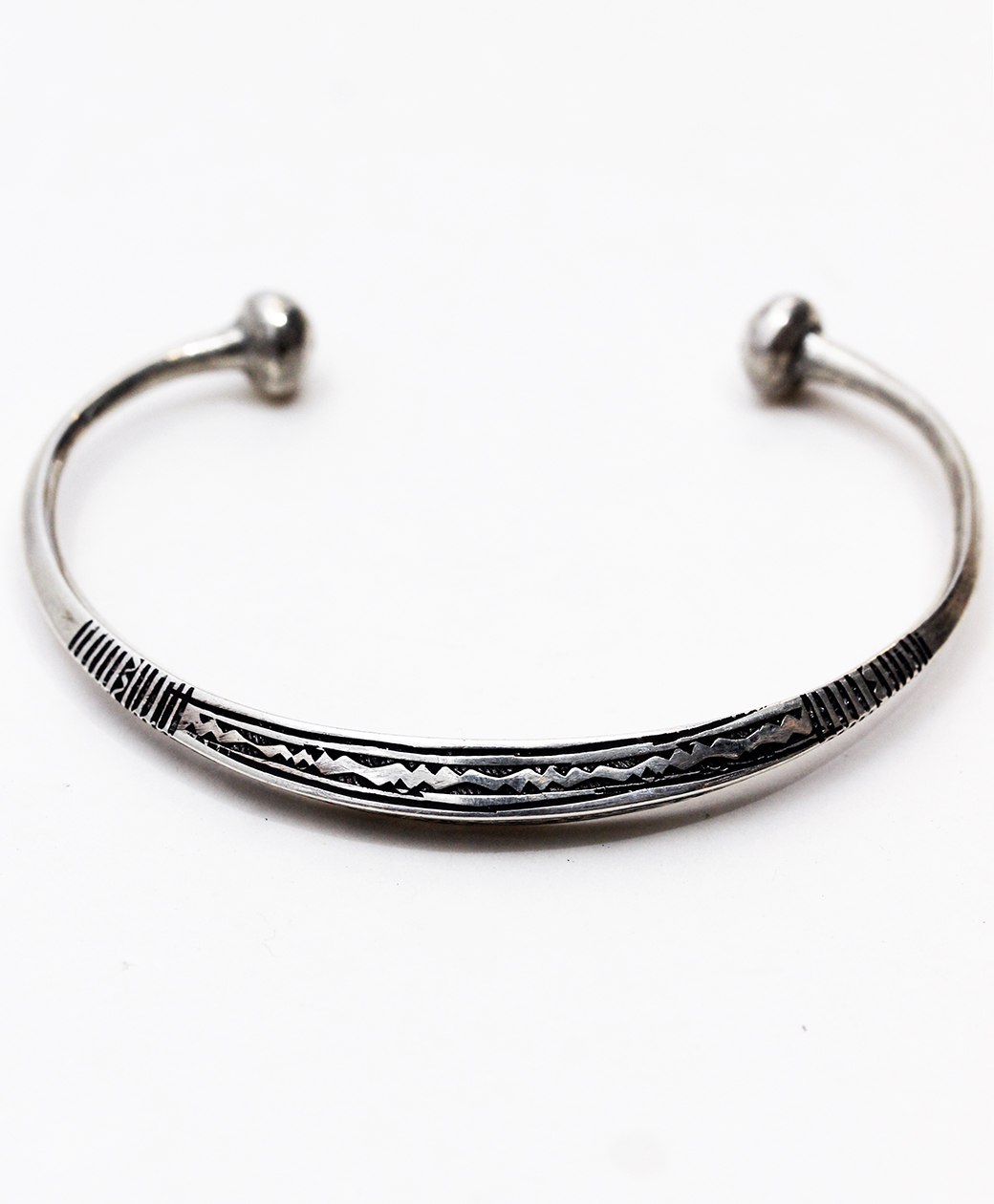 TUAREG SILVER JEWELRY BANGLE(C)