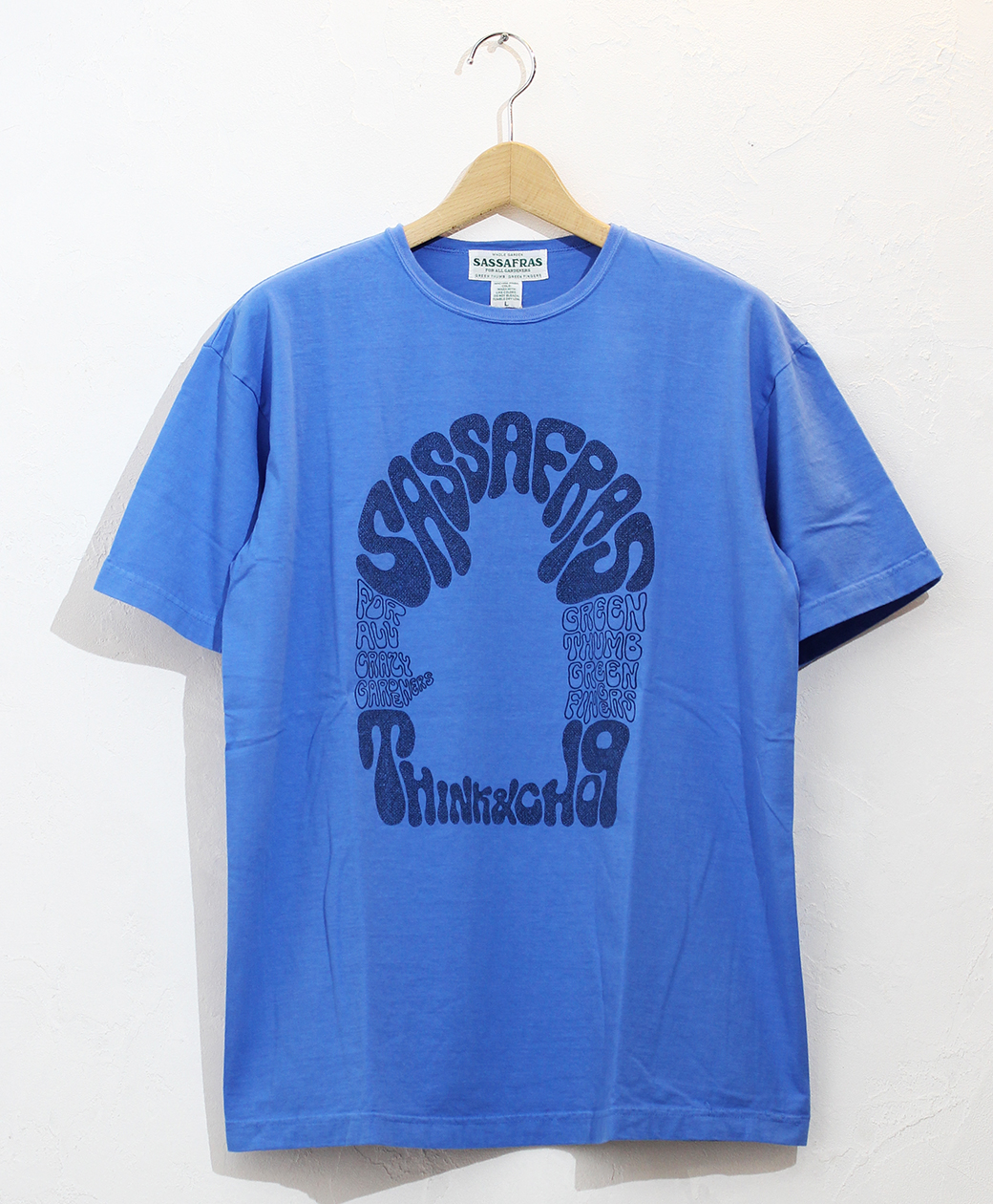SASSAFRAS T&C Unsccooppam T(Sax Pigment)