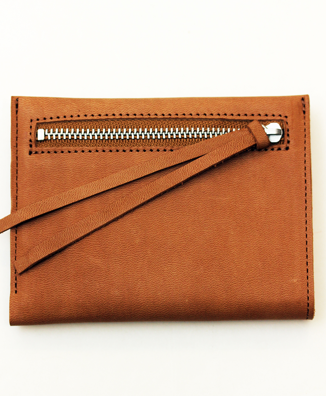 hobo HORSE LEATHER BIFOLD WALLET(BROWN)