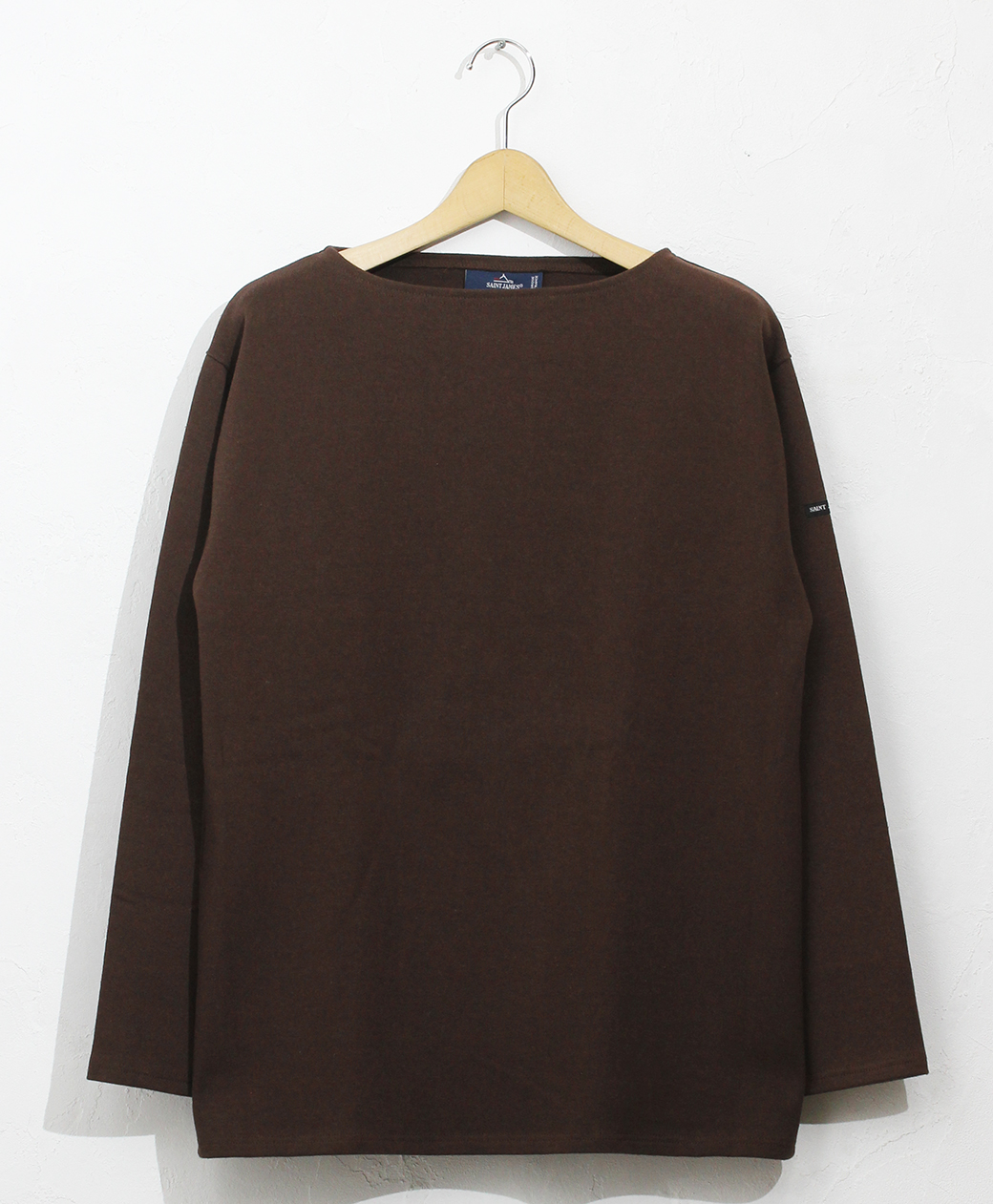 SAINT JAMES OUESSANT SOLID(CHOCO)