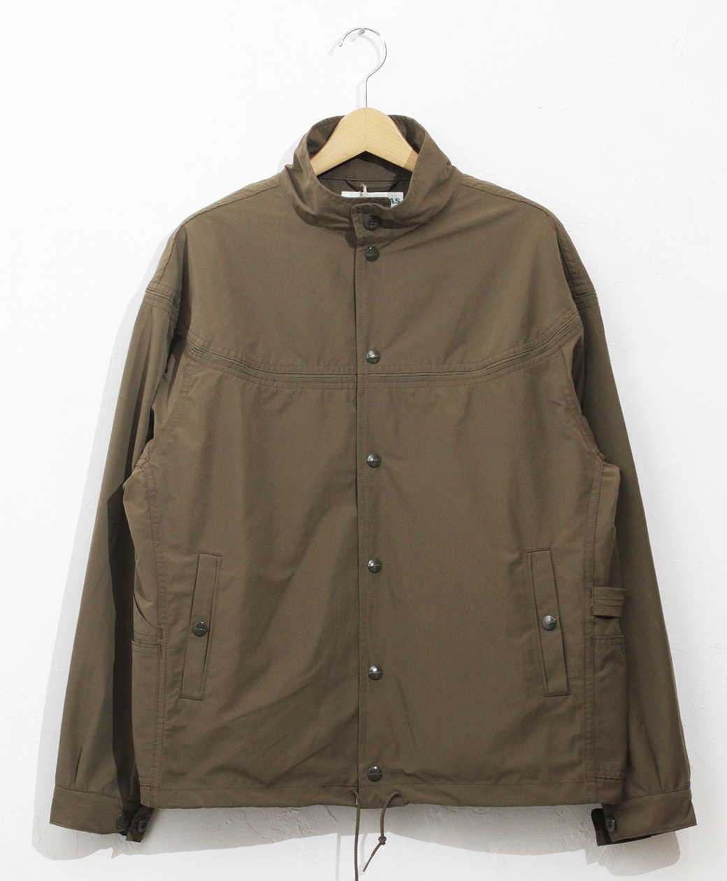 SASSAFRAS Gardener Cap Jacket(Memory Double Cloth)