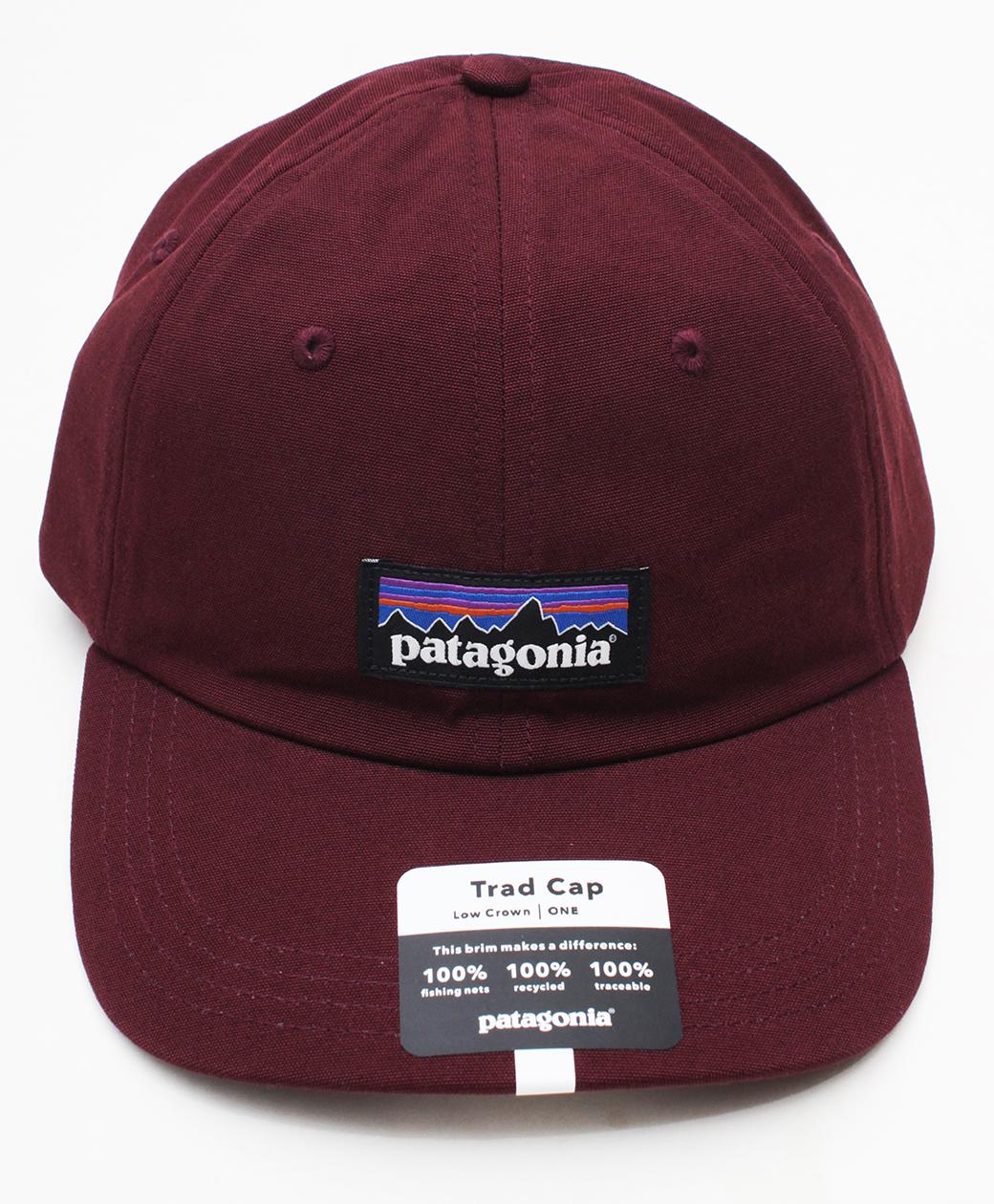 patagonia P6 Label Trad Cap(CHIR)
