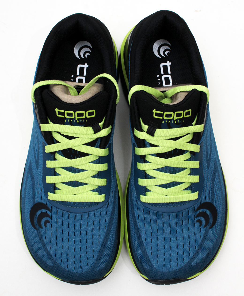 Topo Athletic ULTRAFLY 3(Ocean/Green)