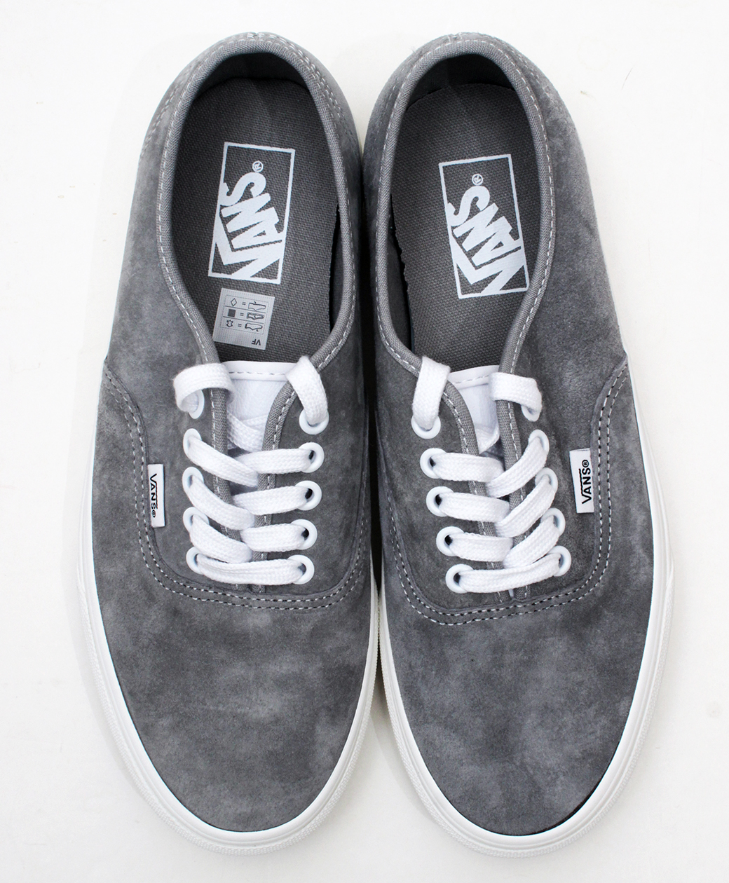 VANS Authentic(Pig Suede)