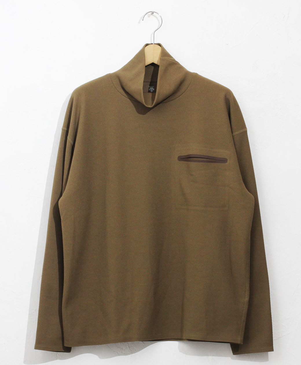DESCENTE THERMAL TURTLE(GBRN)