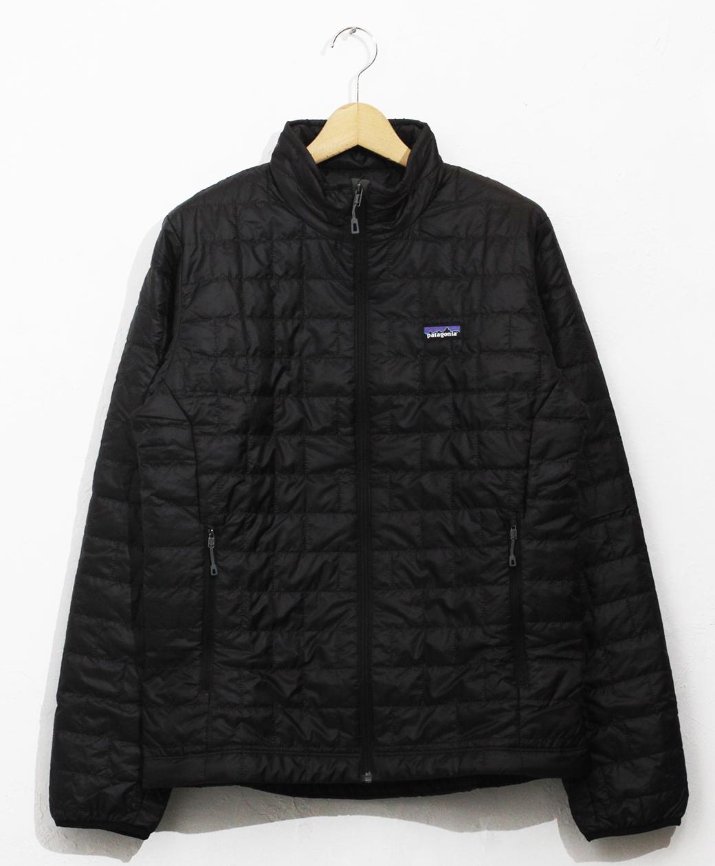 patagonia M's Nano Puff Jacket(BLK)