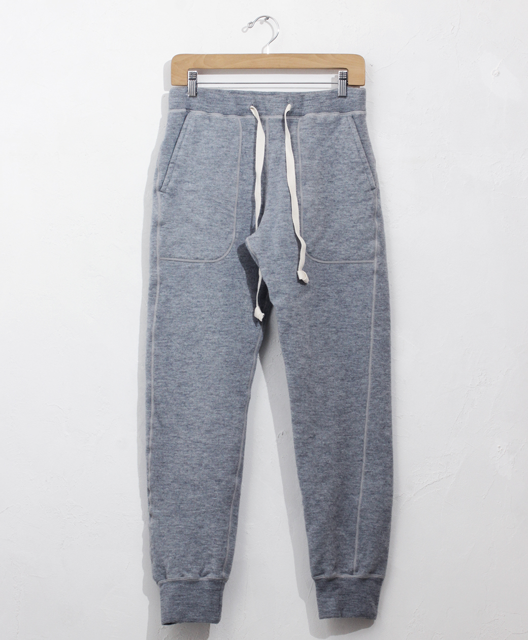 yetina sweat pants(Fog Blue)