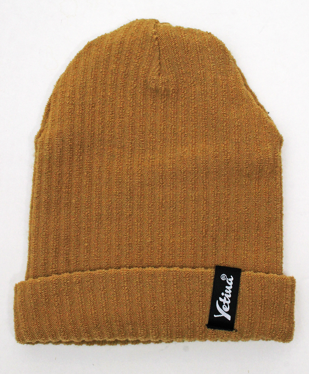 yetina Beanie(wheat brown)