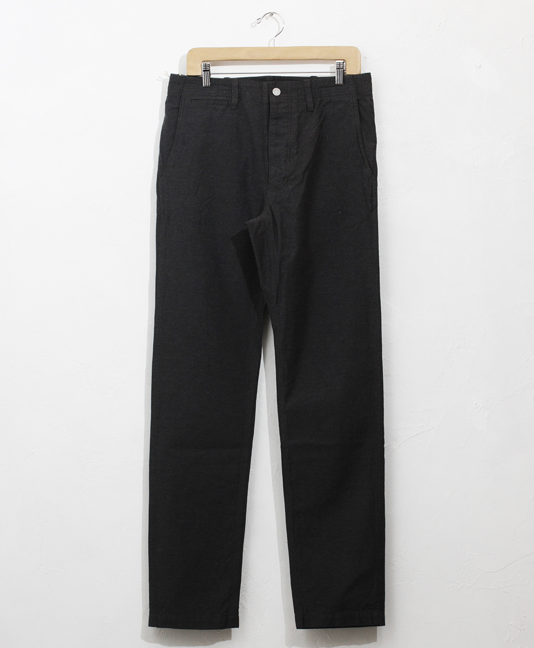 SASSAFRAS Sprayer Pants(Back Satin)