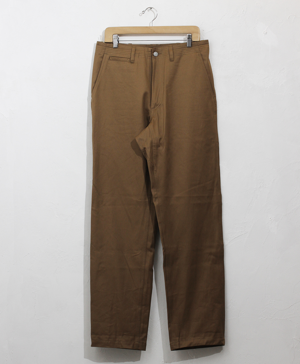SASSAFRAS Sprayer Stream Pants(High Count Twill)