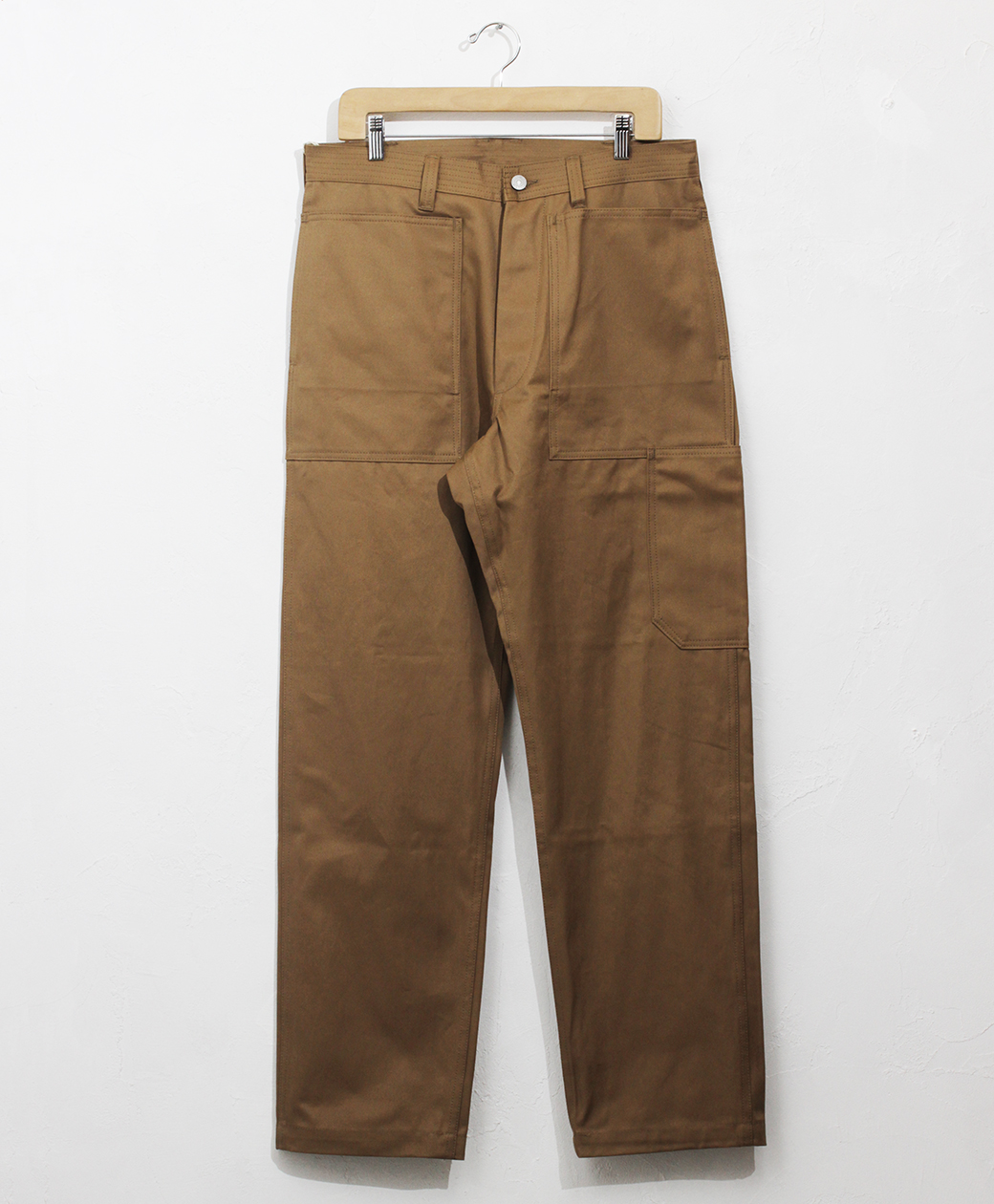 SASSAFRAS Transplant Pants(High Count Twill)