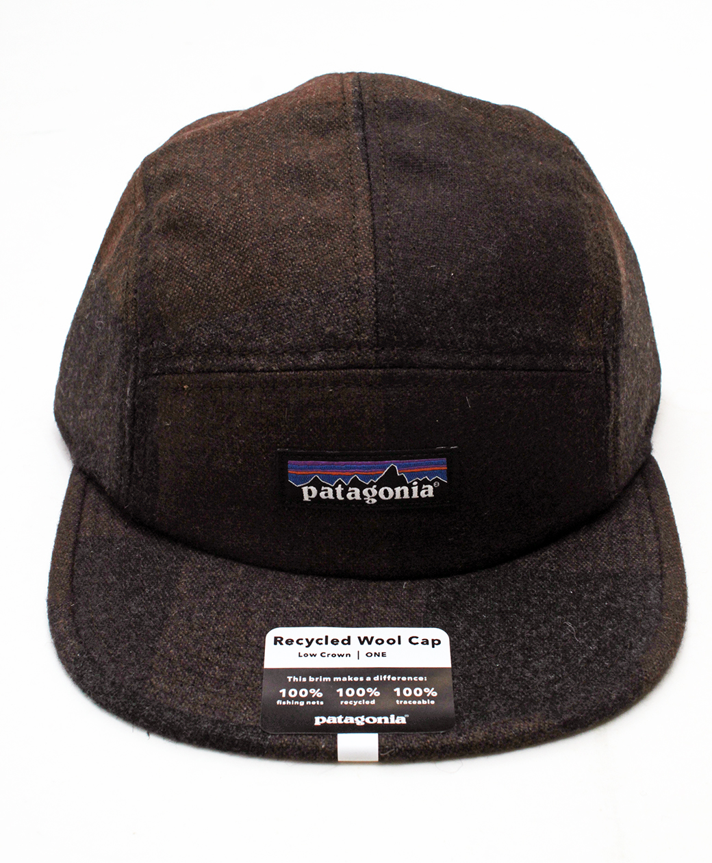 patagonia Recycled Wool Cap(ULBR)