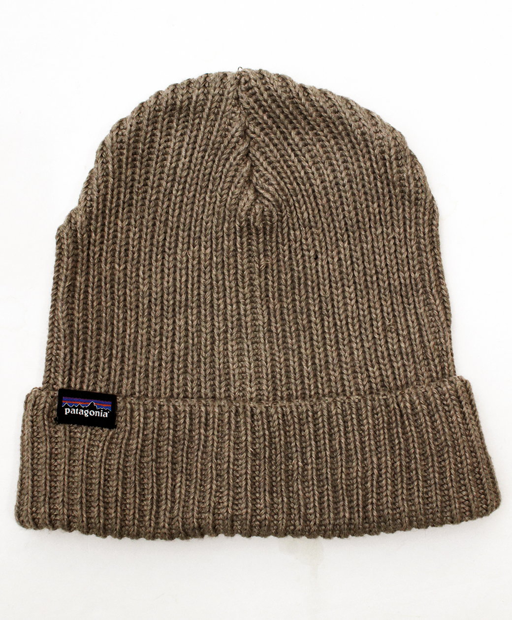 patagonia Fishermans Rolled Beanie(ASHT)