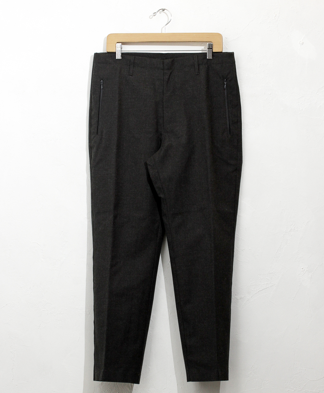 DESCENTE DESCENTE PAUSE WOOL MIX PANTS(CGRY)