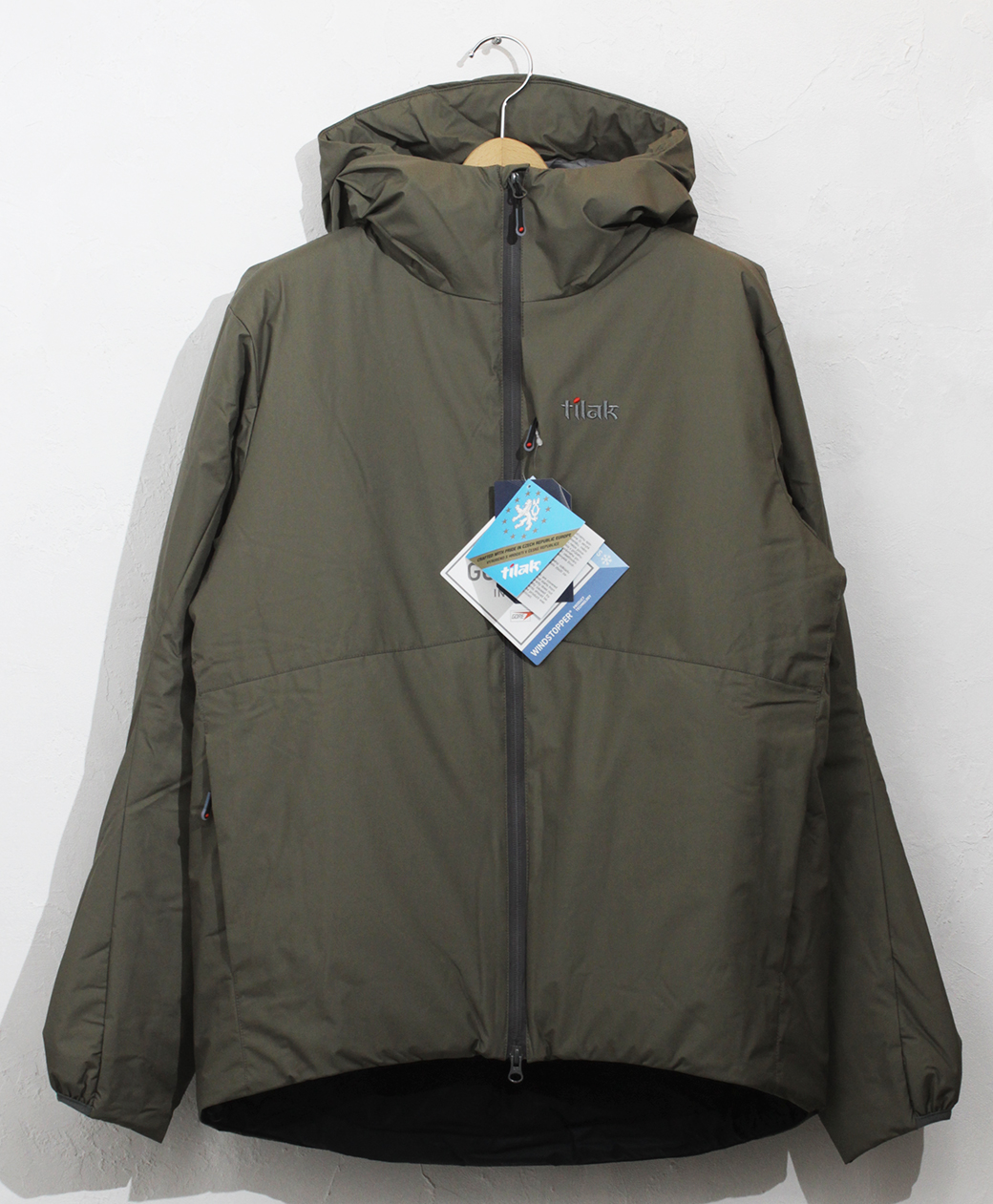tilak Svalbard Jacket(Kalamata)