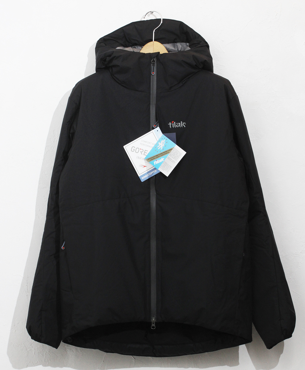 tilak Svalbard Jacket(Black)
