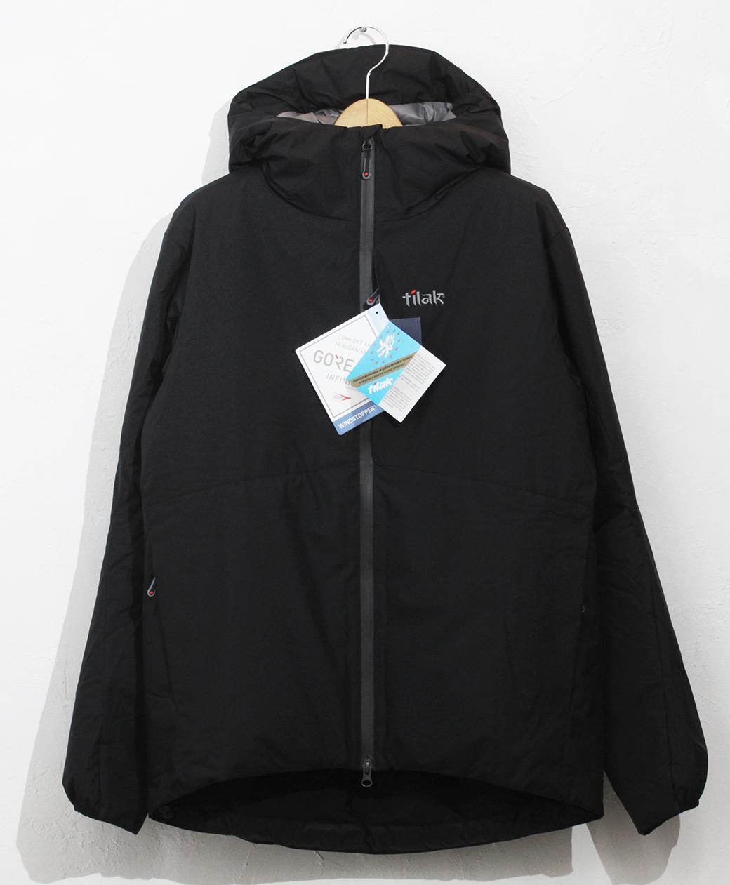 tilak Svalbard Jacket(Black)