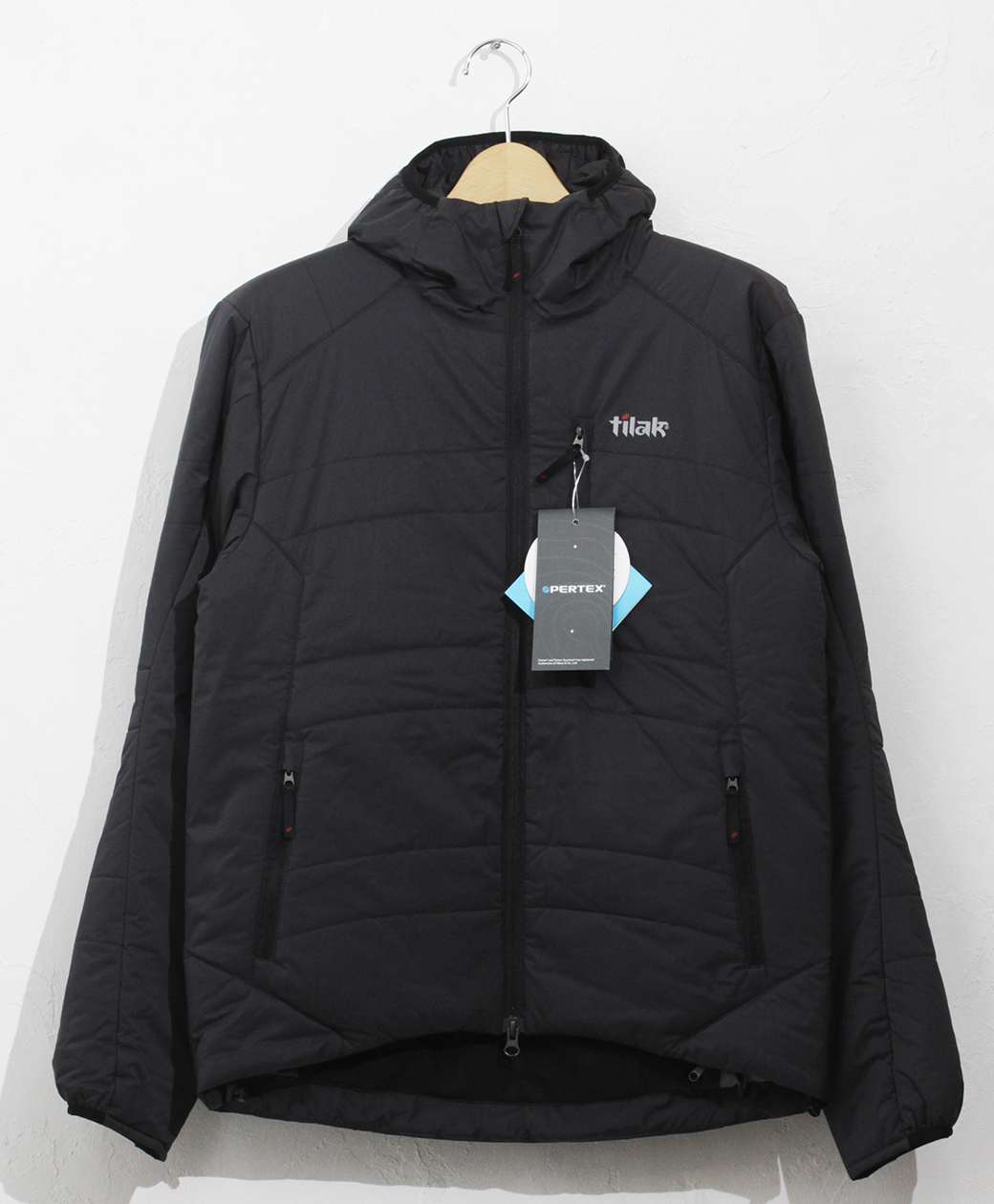 tilak Ketil Jacket(Black)