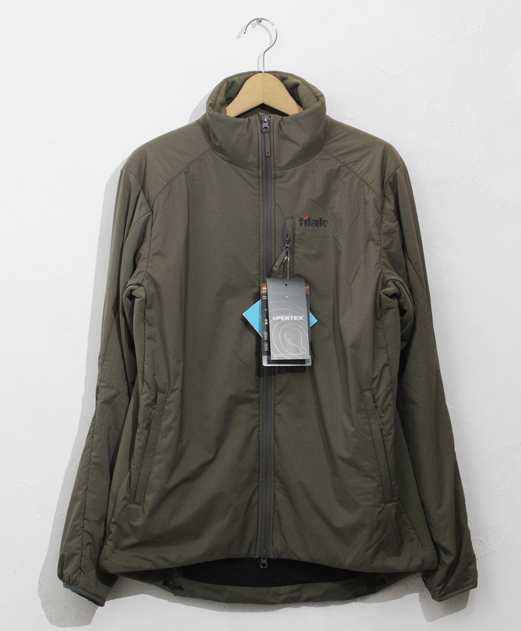 tilak Tactical Line VERSO Jacket(Khaki)