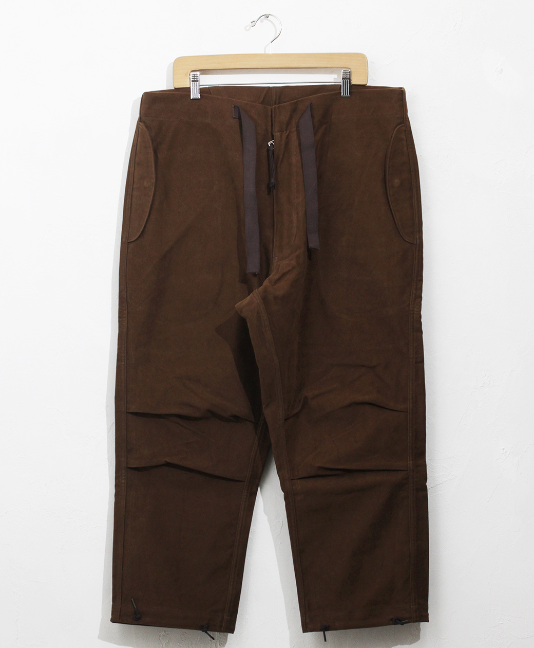 ※1月24日(日)まで!! 2020AW COLLECTION SALE !! QUILP LLOYD(HUNTING BROWN)