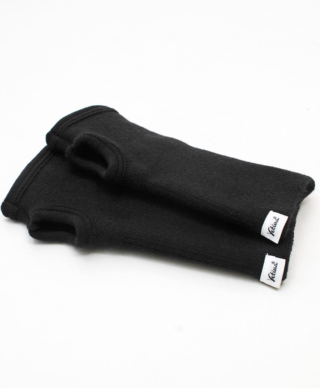 yetina Antarctica wrist gaiter(black)