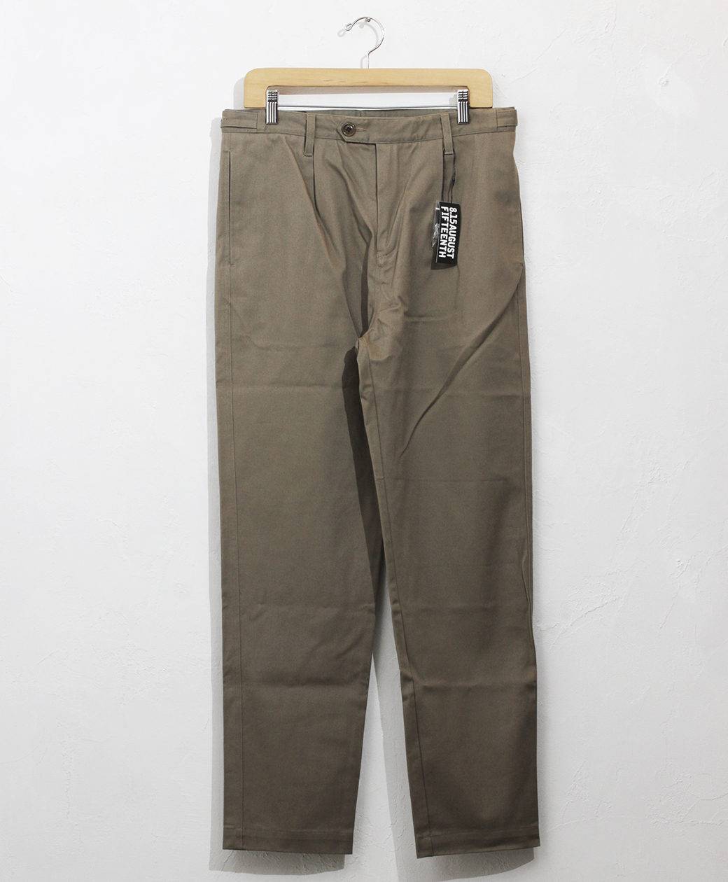 8.15 August Fifteenth MAMBO PANTS(BRANCH SPECIAL TOUGH TWILL)